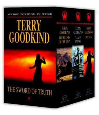 The Sword of Truth Boxed Set III, Books 7-9, Terry Goodkind