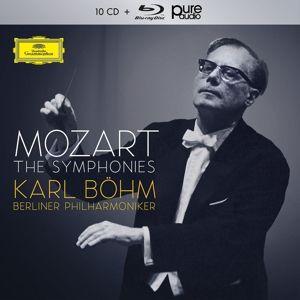 The Symphonies, Wolfgang Amadeus Mozart