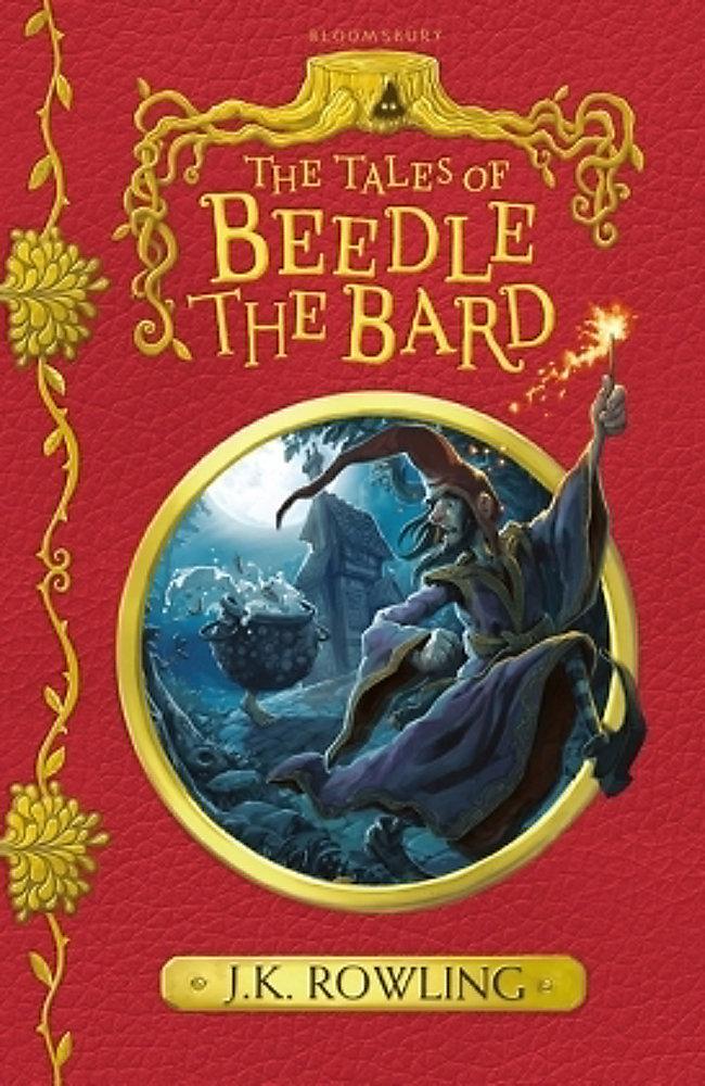 The Tales Of Beedle The Bard Buch Bei Weltbild De Bestellen
