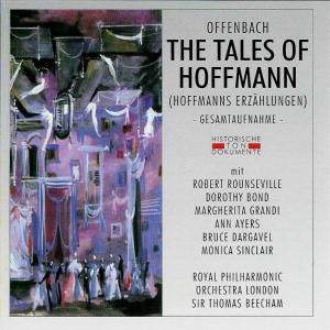 The Tales Of Hoffmann, Royal Philhrm.Orch.London