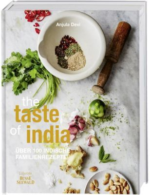 The Taste of India - Anjula Devi pdf epub