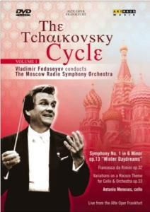 The Tchaikovsky Cycle, Vladimir Fedoseyev, Mrso
