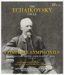 The Tchaikovsky Cycle, Peter I. Tschaikowski