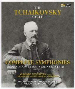 The Tchaikovsky Cycle, Peter I. Tschaikowski