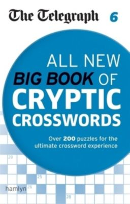 The Telegraph, All New Big Book of Cryptic Crosswords, THE TELEGRAPH MEDIA GROUP
