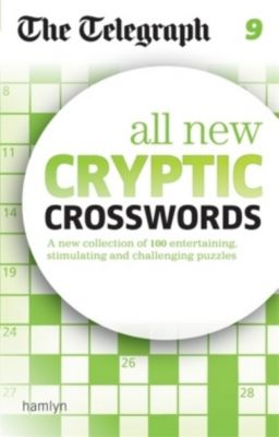The Telegraph: All New Cryptic Crosswords 9, THE TELEGRAPH MEDIA GROUP