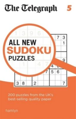 The Telegraph All New Sudoku Puzzles 5, THE TELEGRAPH MEDIA GROUP