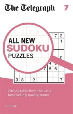 The Telegraph All New Sudoku Puzzles 7, THE TELEGRAPH MEDIA GROUP