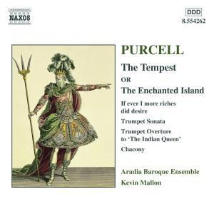 The Tempest, Kevin Mallon, Aradia Baroque Ensemble