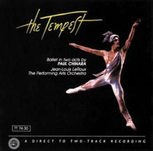 The Tempest / Balletmusik, Performing Arts Orchestra