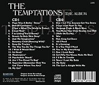 The Temptations-The Album - Produktdetailbild 1