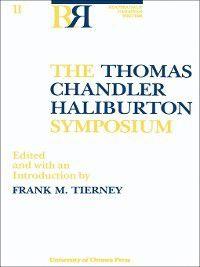 The Thomas Chandler Haliburton Symposium