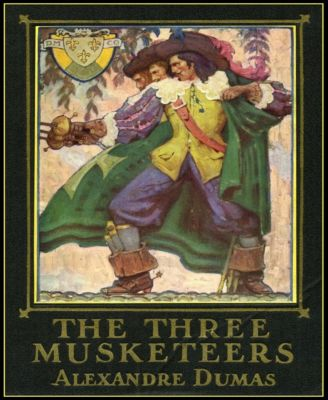 The Three Musketeers, Alexander Dumas