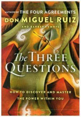 The Three Questions, Miguel Ruiz, Barbara Emrys