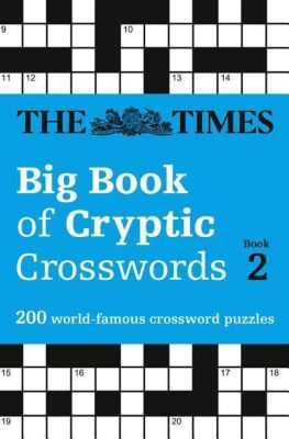 The Times Big Book of Cryptic Crosswords Book 2, The Times Mind Games
