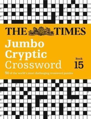 The Times Jumbo Cryptic Crossword, Book 15, Richard Browne