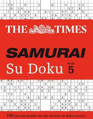 The Times Samurai Su Doku 5