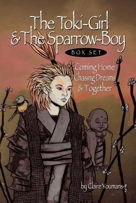 The Toki-Girl and the Sparrow-Boy, Box Set, Claire Youmans