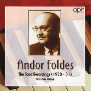 The Tono Recordings 1950 - 1951, Andor Foldes