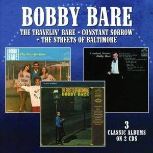 The Travelin' Bare/Constant Sorrow/..., Bobby Bare