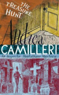 The Treasure Hunt, Andrea Camilleri