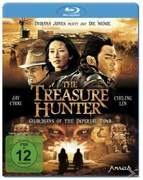 The Treasure Hunter, Jay Chou, Chiling Lin