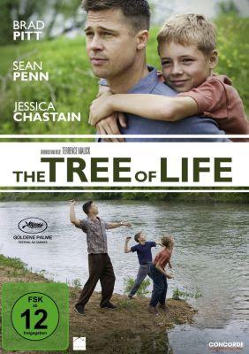 The Tree of Life, Brad Pitt, Sean Penn
