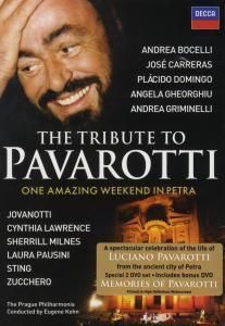 The Tribute To Pavarotti, Bocelli, Carreras, Sting, Zucchero