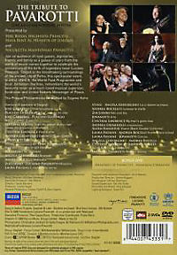 The Tribute To Pavarotti - Produktdetailbild 1