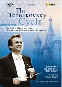 The Tschaikowsky Cycle Vol. 2, Vladimir Fedoseyev, Mrso