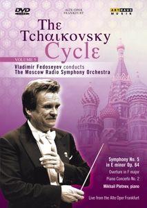 The Tschaikowsky Cycle Volume 5, Fedoseyev, Pletnev, Moskau Rso