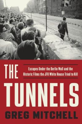 The Tunnels, Greg Mitchell
