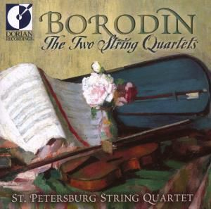 The Two String Quartets, St.Petersburg String Quartet