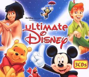 The Ultimate Disney Box, Diverse Interpreten