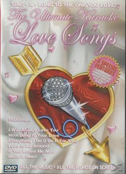 The Ultimate Karaoke Love Song, Karaoke, Various