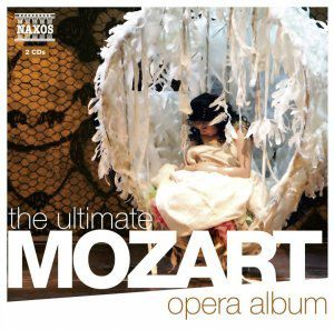 The Ultimate Mozart Opera Album, Diverse Interpreten