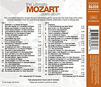 The Ultimate Mozart Opera Album - Produktdetailbild 1