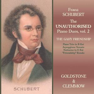 The Unauthorised Piano Duos 2, Goldstone & Clemmow