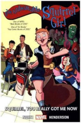 The Unbeatable Squirrel Girl, Collection