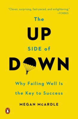The Up Side of Down, Megan McArdle