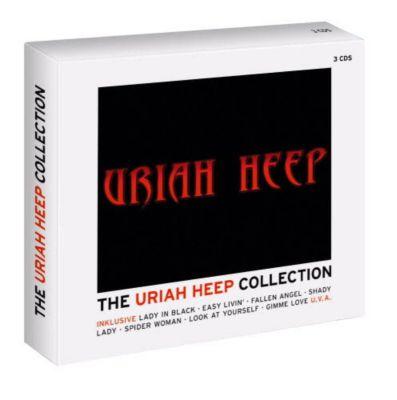 The Uriah Heep Collection, Uriah Heep
