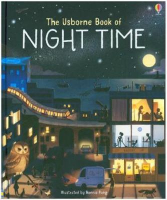 The Usborne Book of Night Time, Laura Cowan