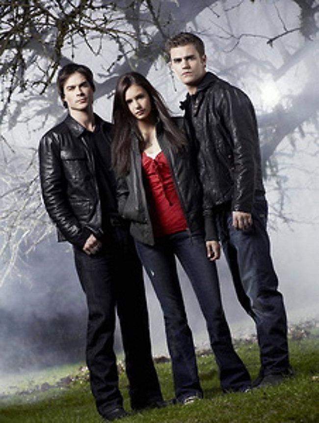 The Vampire Diaries Staffel 1