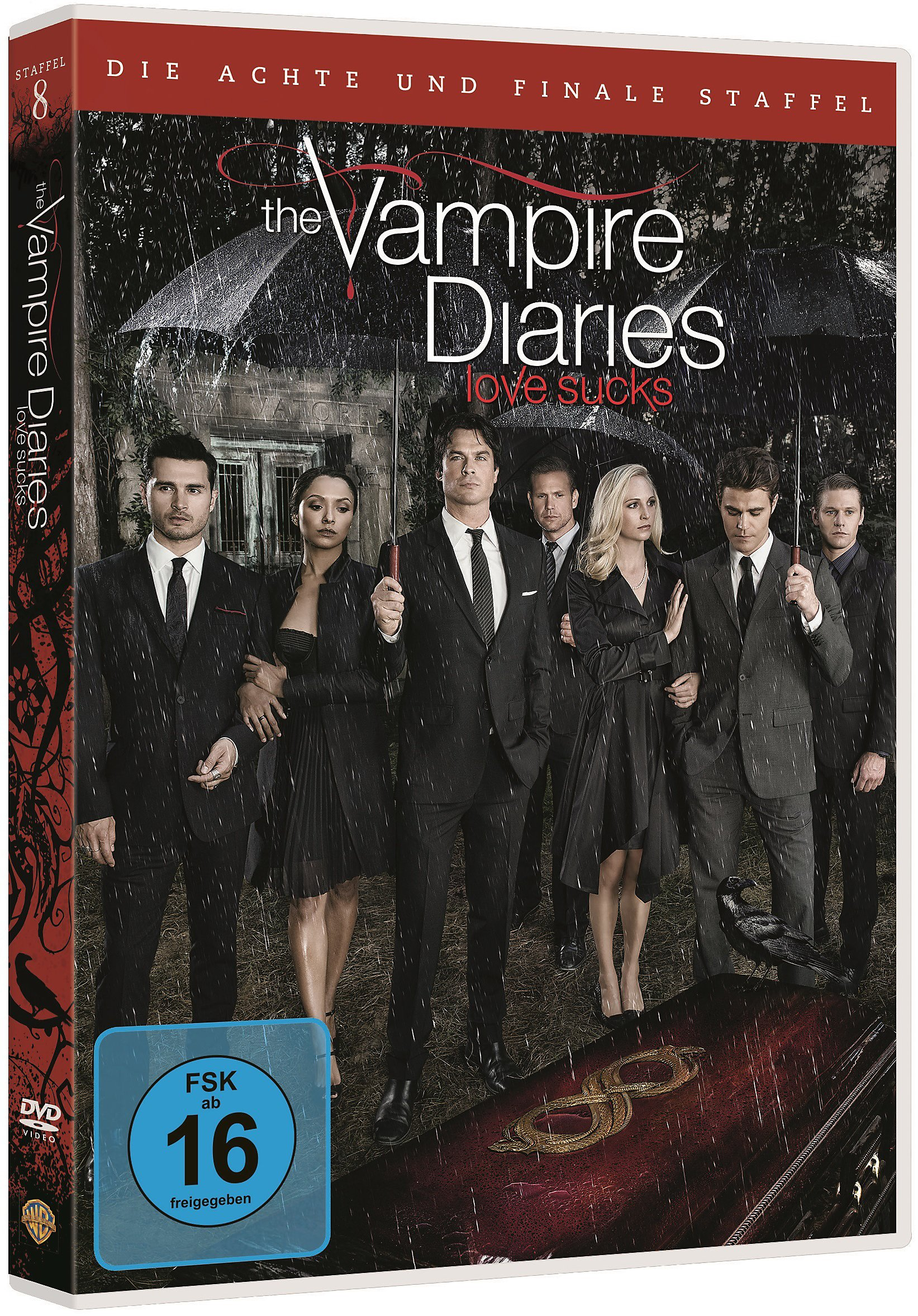 The Vampire Diaries Staffel 8 Dvd Bei Weltbildch Bestellen