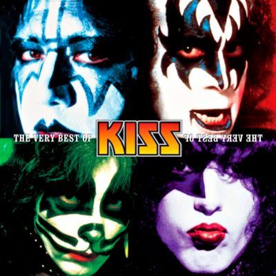The Very Best Of, Kiss