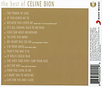 The Very Best Of Celine Dion - Produktdetailbild 1
