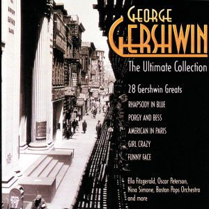The Very Best Of Gershwin, Diverse Interpreten