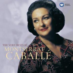 The Very Best Of Montserrat Caballe, Montserrat Caballé