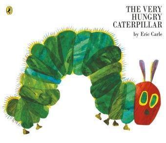 The Very Hungry Caterpillar, Big Board Book, Eric Carle