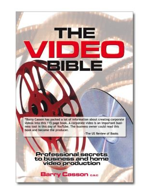 The Video Bible, Barry Casson